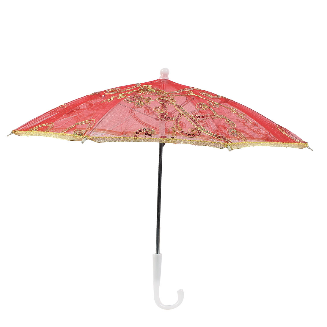 Popular red lace parasol buy cheap red lace parasol lots for Decor umbrellas