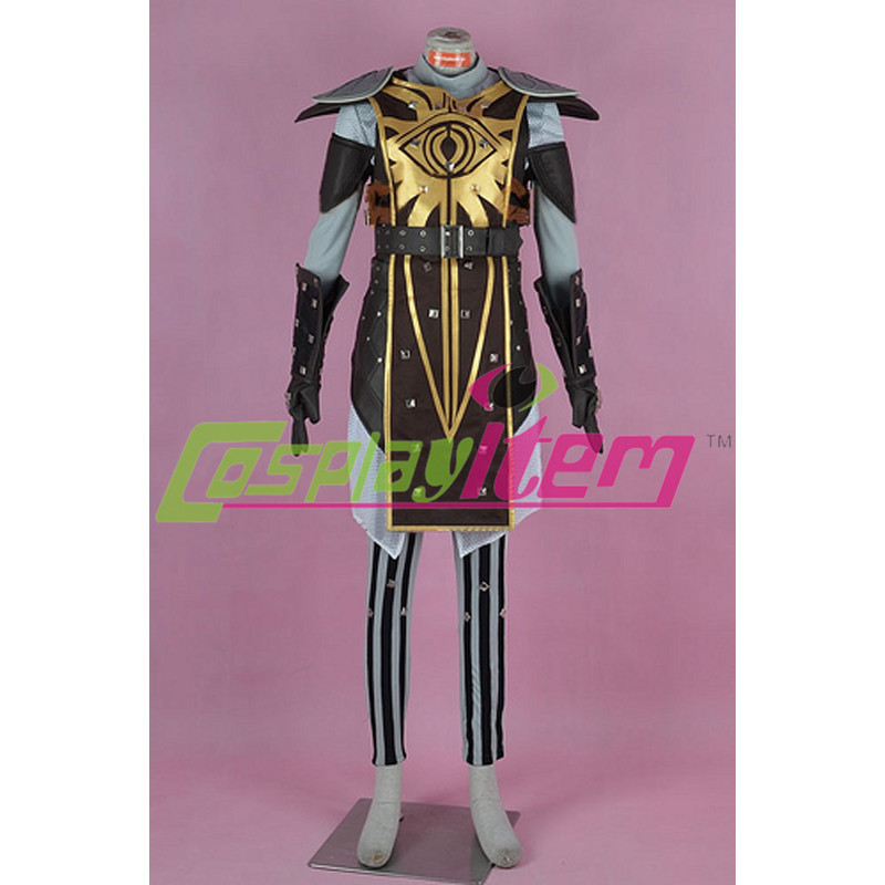 Customized tailored  Cassandra Pentaghast Cosplay Costume from Dragon Age: Inquisition movie cosplayОдежда и ак�е��уары<br><br><br>Aliexpress