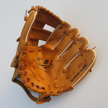 New 2015 Faxu Leather 8 Inch Child Baseball Gloves for Boys/Girls Kids Sports Equipments t0330(China (Mainland))