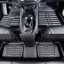 Floor Mats Auto Foot Mat Step Mats For Ford Edge 2015-2016.High Quality Solid Color Mats !!! Star War