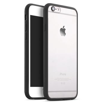 Etui plecki do iPhone 6 i iPhone 6s sylikon transparentny tył różne kolory