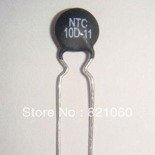 Резистор 10pcs/lot 10D /11 NTC NTC/10D/11 10D-11