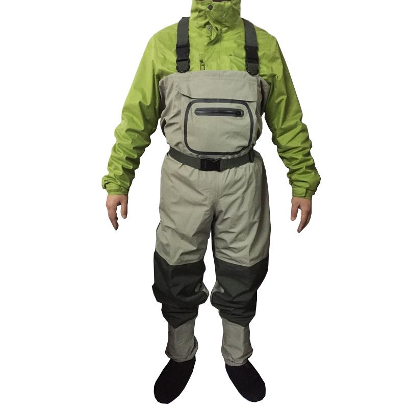 непромокаемая дышащая одежда для рыбалки
