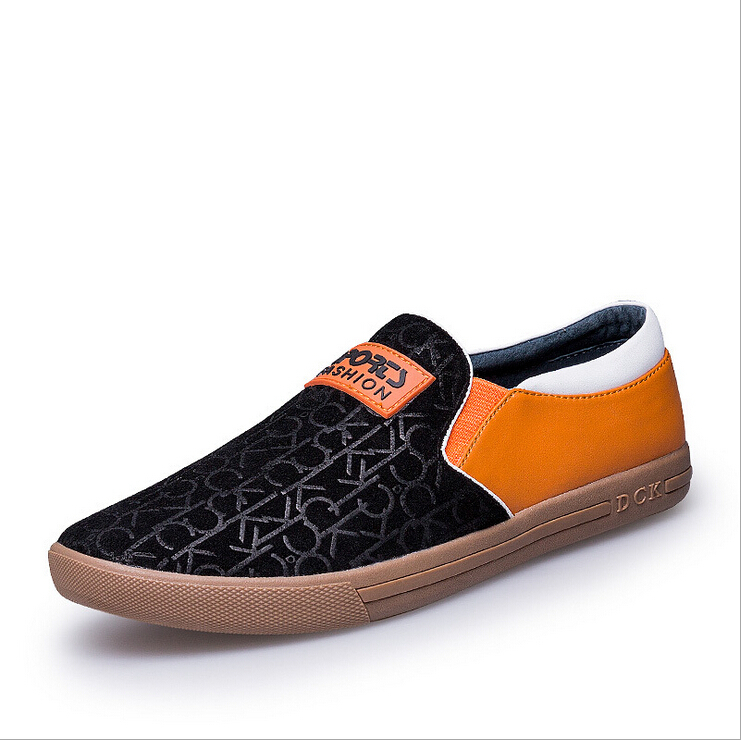genuine leather loafers shoes 2015 luxury brand