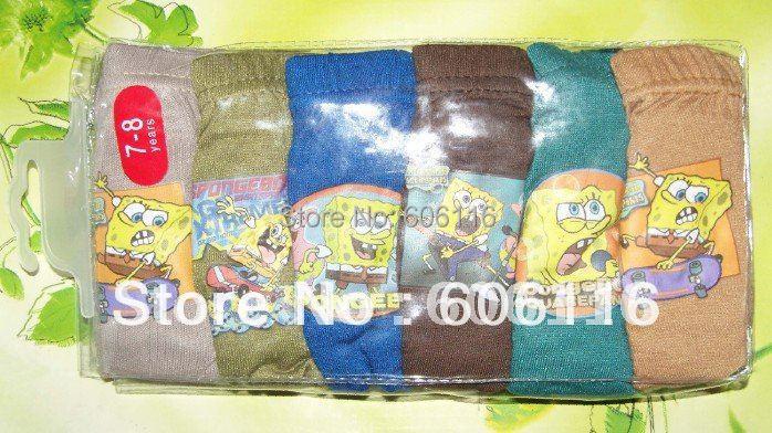 Free shipping Wholesale Cartoon Underwear,children panty, Children Kids Underwear, BEN 10 underwear -AL001-B-SP(China (Mainland))