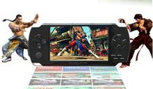 Free Shipping 1pcs 4GB 4.3 inch LCD Screen MP4 MP5 Players Games Console Handheld Game free 2000+ games ebook/FM/1.3 MP Camera(China (Mainland))