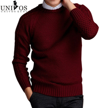 2015 New Autumn Fashion Brand Men Sweaters Pullovers Knitting Thick Warm Designer Slim Fit Casual Knitted Man Knitwear Z1924(China (Mainland))