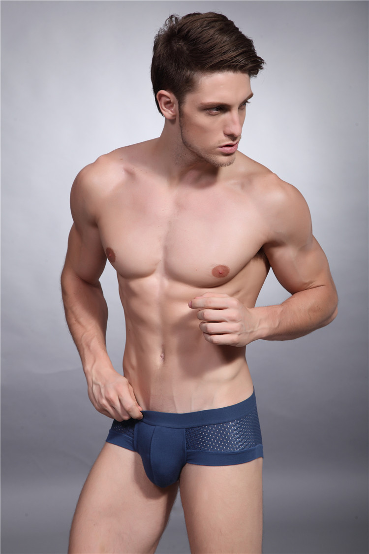 Men's boxer brief underwear is called to provide the best of both the worlds (briefs and boxer) and hence is called boxer brief. The exclusive support of briefs with the comfort of boxers. The exclusive support of briefs with the comfort of boxers.