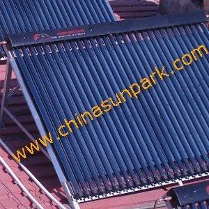 sunpark solar collector system