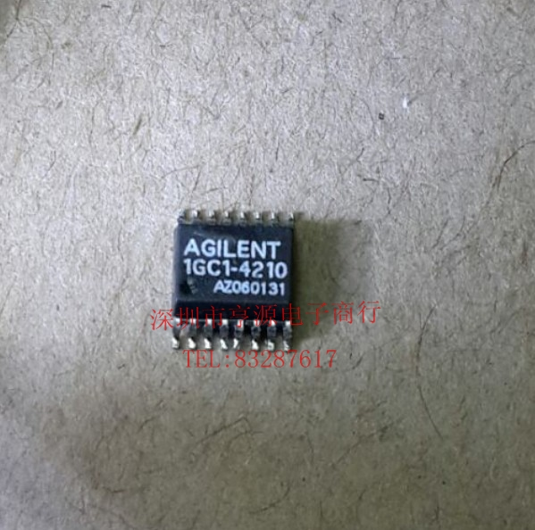 1GC1-4210 1GC14210 full range of Agilent IC to ensure easy to use package on package--HYDD2(China (Mainland))