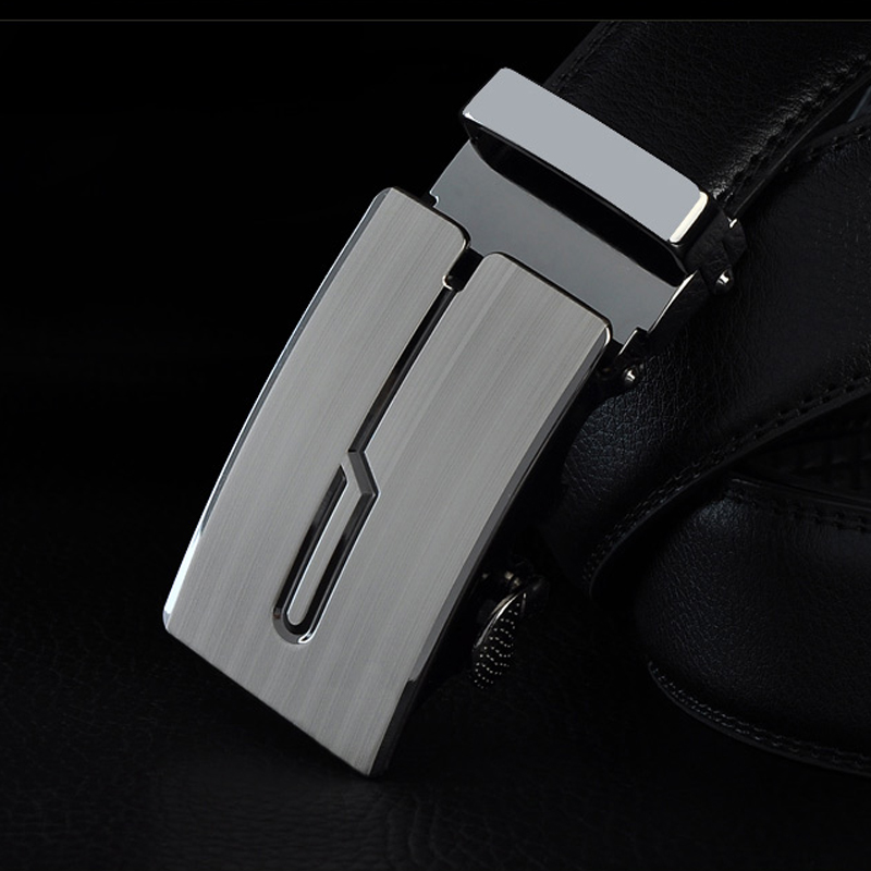 Wedding Belts Waistband Genuine Leather Designer Belts Men High Quality Men'S Brand Luxury Automatic Buckle Belts For Jean Kemer(China (Mainland))