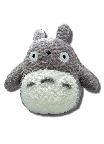 Gund Fluffy Big Totoro Plush,7.5 inches cute and fat(China (Mainland))
