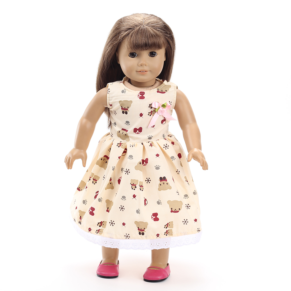 Along with matching doll and girl outfits, we have tons of options in both 18 inch doll clothes and 15 inch doll clothes, plus outfits for our inch WellieWishers line. And Bitty Baby will be perfectly attired for all occasions in our wide array of baby doll clothes.