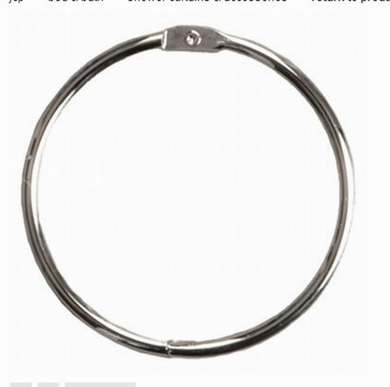 12pcs-lot-Fashion-Silver-Stainless-Steel-Shower-Curtain-Ring-Curtain ...