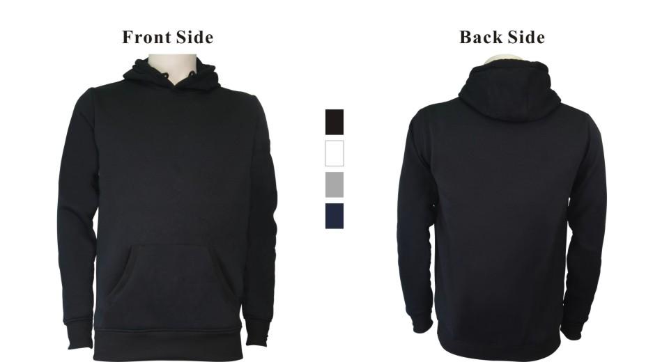 HTB1Q1 cQXXXXXXBaXXXq6xXFXXXq - LUCKYFRIDAYF Long Sleeve Sweatshirt Men's Hooded Black Fashion New Brand Sweatshirt Men Hoodies Solid Casual Pullover Clothing