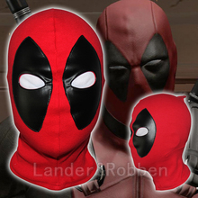 New Deadpool Masks Zenpool Balaclava X-Men Halloween Costume Cosplay Party Headgear Hood Full Face Mask(China (Mainland))