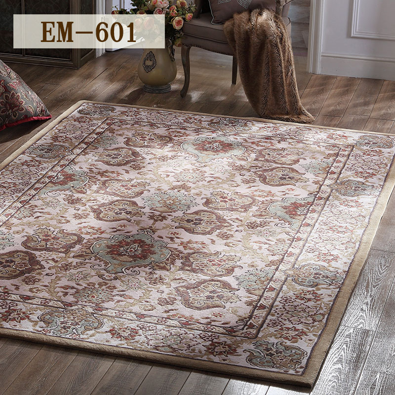 Dourable 90% wool content living room carpet, classical ground mat 200*300cm, wool bedside rug home decoration carpet(China (Mainland))