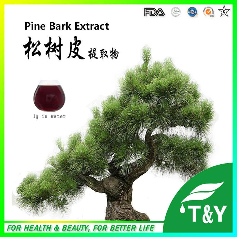 french pine bark extract oligomeric proanthocyanidins 300g/lot<br><br>Aliexpress