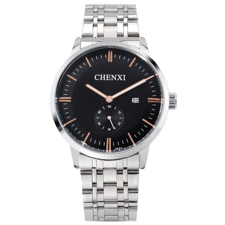 Relogio masculino Luxury Curren Brand Full Stainless Steel Analog Display Date Men's Quartz Watch Casual Watch Men Wristwatch