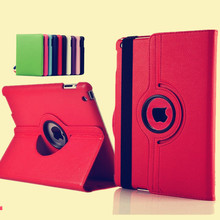 Buy Wholesale Solid Case Cover Apple iPad 2 iPad 3 iPad 4 PU Leather Flip Case Smart Stand 360 Rotating Tablet Case Cover Bag for $9.01 in AliExpress store