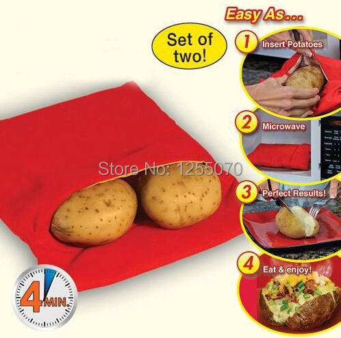 2016 Rushed Red Fabric Ciq Moldes De Silicona Para Fondant Pastry Tools New Microwave Baked Potato Cooking Bag Free Shipping(China (Mainland))