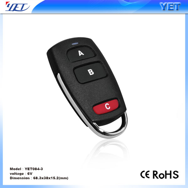 Remote for garage