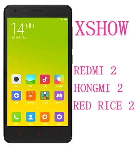 Original Xiaomi Redmi 2 Red Rice 2 Hongmi 4G LTE Cell Phone QualcommMSM8916 QuadCore 4.7'' 1GB RAM Dual SIM MIUI 6 Freeshipping(China (Mainland))