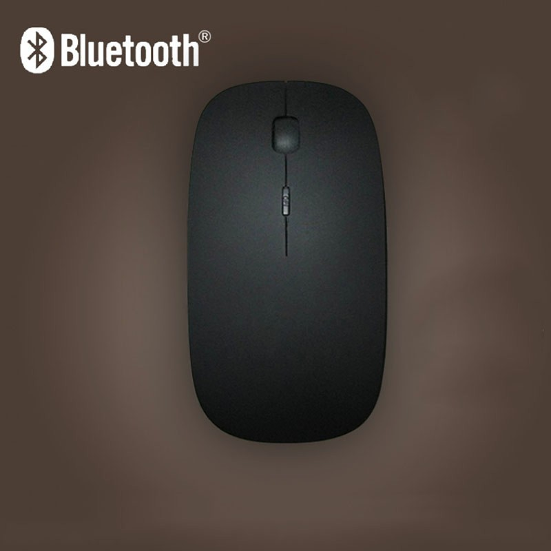 P Ultra-slim Ergonomic Wireless Optical Bluetooth 3.0 Mouse 1800 DPI Gaming Mice For Laptop Notebook Computer Peripheral