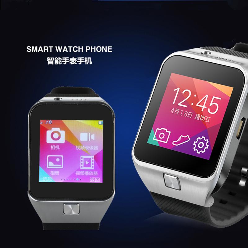 original best latest a115-d wifi bluetooth wifi waterproof shockproof smart intelligence watch phones a115-d mobile phone(China (Mainland))