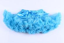 Fashion baby girls Fluffy Chiffon Pettiskirts Baby 19 Colors tutu skirts baby Princess Dance Party Tulle Skirt babys tutu(China (Mainland))