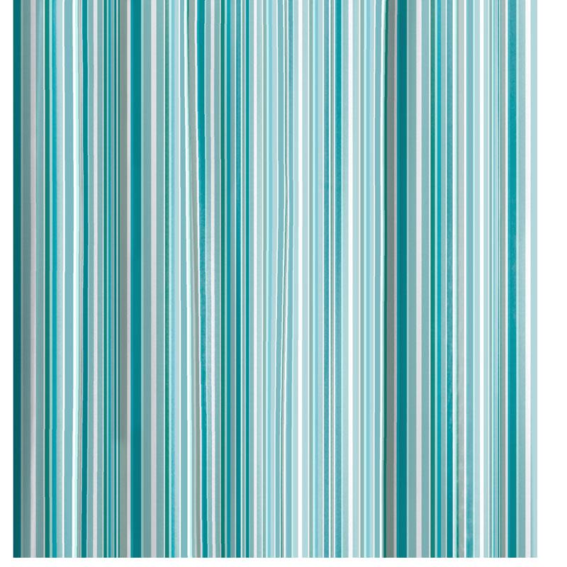 shower curtain blue-green with shower curtain hooks waterproof polyester fabric bathroom shower curtain set bath curtain(China (Mainland))
