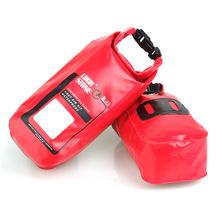 Waterproof Portable Medical Bag 2L First Aid Bag Emergency Kits Empty Travel Dry Bag Rafting Camping Kayaking(China (Mainland))