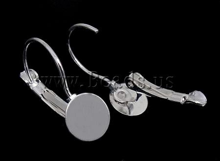 Free shipping!!!Brass Lever Back Earring Component,Guaranteed 100%, platinum color plated, nickel, lead & cadmium free