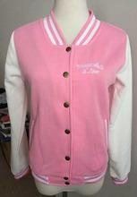 Sweatshirt female Baseball jacket New Autumn Winter Cotton Active Stand Collar Pockets Coat Hoodies Women Sweatshirts(China (Mainland))