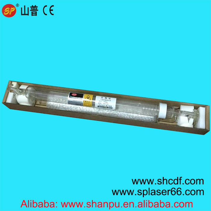 6pcs/lot 40W CO2 Sealed Laser Tube Engraving Cutting Water Cool standard 700mm Length 50mm diameter for K40 Co2 laser cutter(China (Mainland))