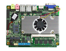 2015 new model of motherboard Network Security mother board with i5-2415M processor 2gb ram onboard