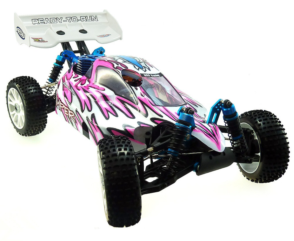 HSP Rc Car Nitro Gas Power 4wd 1/8 Scale Models Off Road Buggy 94860 CAMPER High Speed Hobby 4x4 Remote Control Car(China (Mainland))