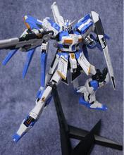 Free shipping /TT gaogao model /MG1/100 G001 RX-93 V2 Hi-v E.V.O HI-nu gundam/ gift Stand Assembled gundam Model Robot gunpla