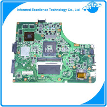 Free Shipping New Laptop Motherboard K53SV REV : 3.0 3.1 2.3 2.1 Fit For ASUS K53S A53S X53S P53S Notebook N12P-GS-A1 GT 540M(China (Mainland))