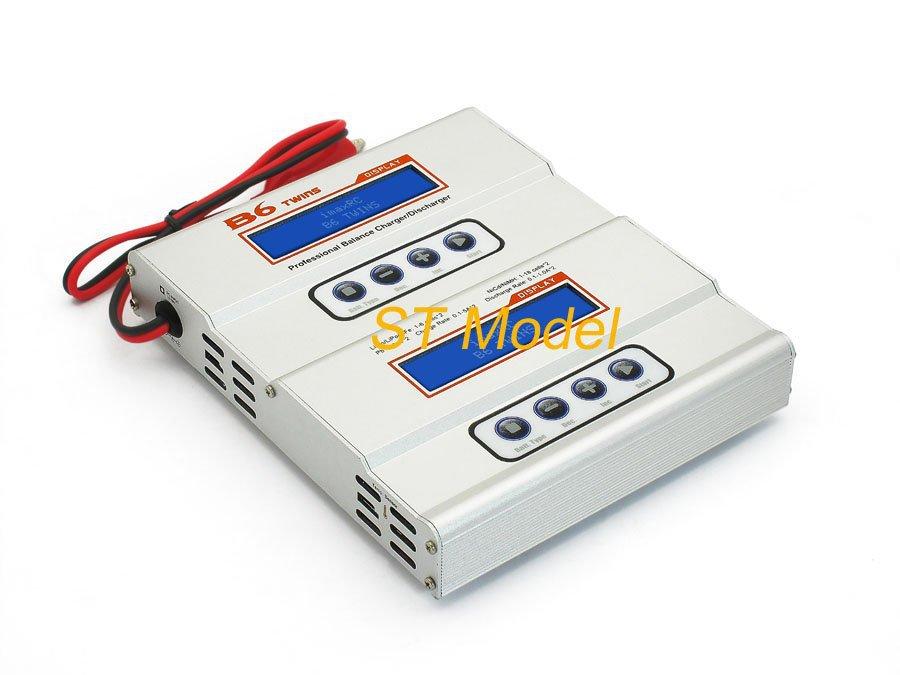 B6twins Balance charger B6 twins 12S 11S 10S 9S 8S 7S 6S 5S 4S 3S 2S 3.7V 7.4V 11.1V 22.2V imaxrc imax RC  Low shipping<br><br>Aliexpress