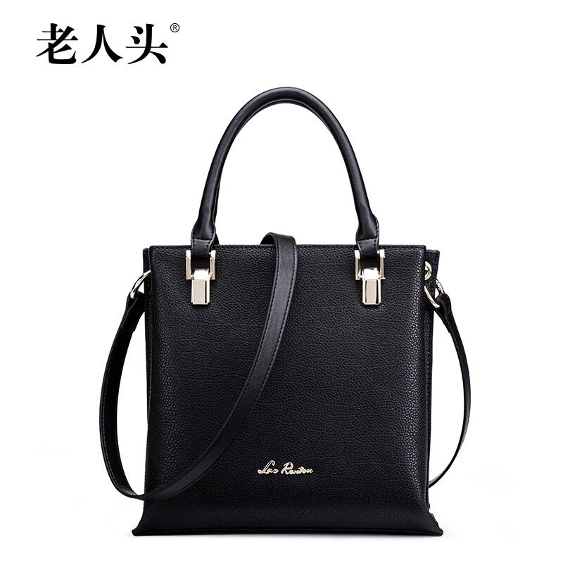 LAORENTOU Fashion Brand Women Handbags Genuine Leather Bag Casual Totes Crossbody bags Cowhide Shoulder Women Messenger Bags<br><br>Aliexpress