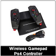 image for IPEGA 9055 PG-9055 Adjustable Wireless Bluetooth Game Pad Controller G