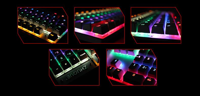 Keyboard BigBoz.Biz Switch Dollar 21