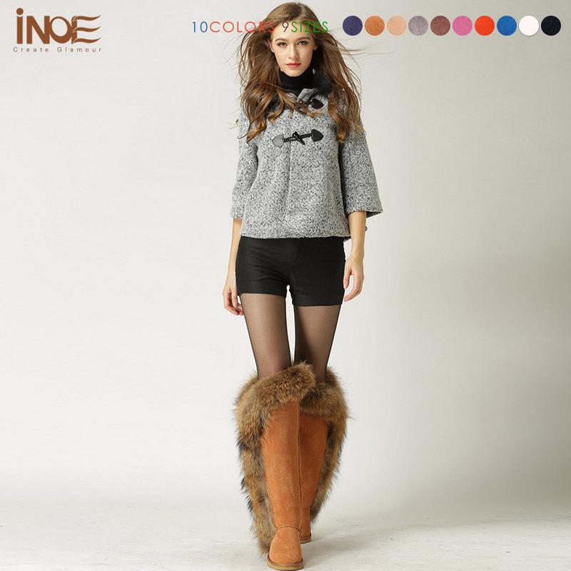 Fuzzy Shoes Fashion