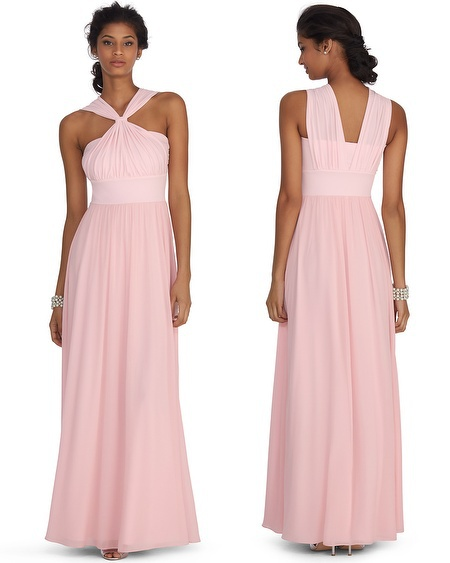 Hot sale elegant cheap long chiffon bridesmaid dresses for Cheap wedding dress under 50