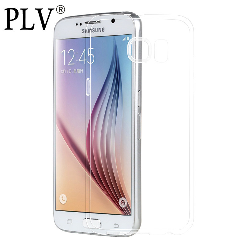 Transparent Clear Ultra Thin Soft TPU Case For Samsung