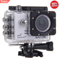 "Original SJCAM SJ5000 Plus HD Camera For GoPro SJ4000 Ambarella A7LS75 Action Camera 1.5"" LCD CAR DVR"
