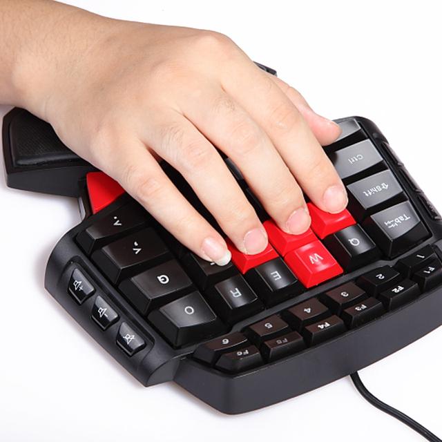 Delux T9 Professional Mini Keyboard