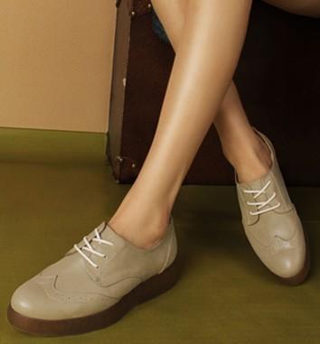 Women Brogues Shoes