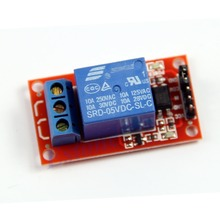 Buy OOTDTY J34 Free 1-Channel H/L Level Triger Optocoupler Relay Module Arduino 5V New for $1.31 in AliExpress store